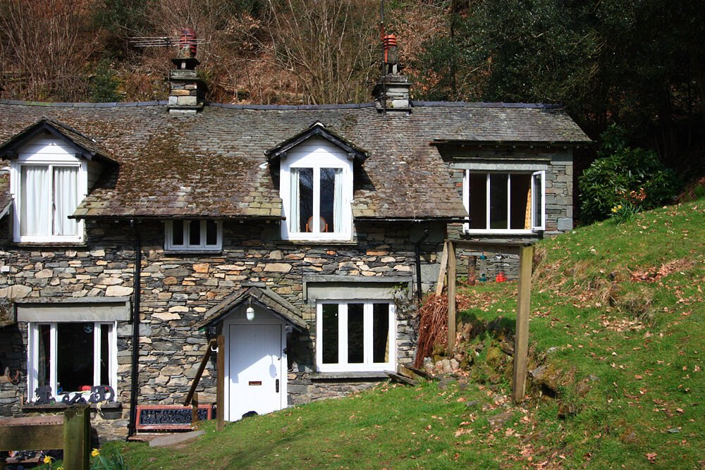 3 Tarn Cottages Exterior