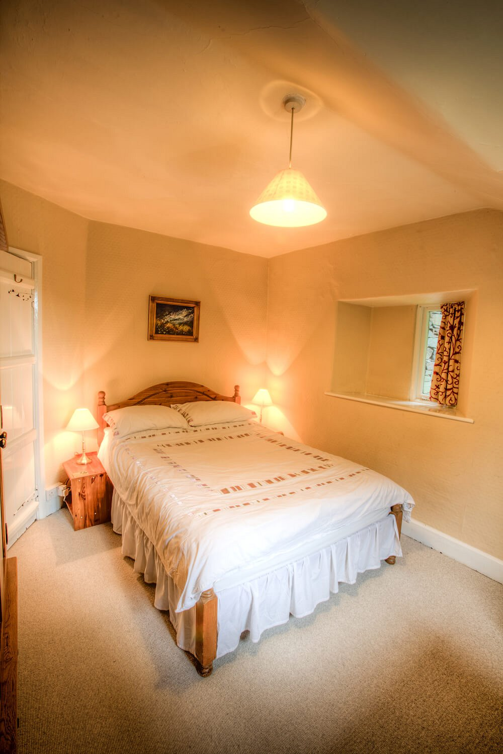 3 Tarn Cottages, Master Bedroom