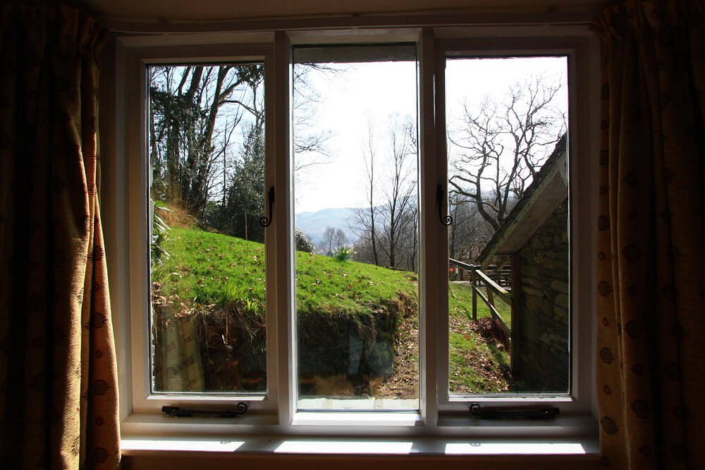 3 Tarn Cottages, Rear Bedroom View