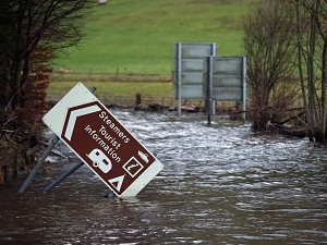 Cumbria hit by floods - all our cottages remain fully operational
